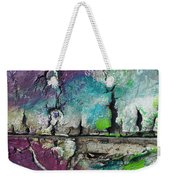Garage Door Mural Detail Number 2 Weekender Tote Bag