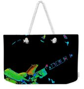 Garcia Rocks At Winterland 1977 Weekender Tote Bag