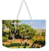 Garden And Marsh Weekender Tote Bag