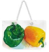 Garden Bells Weekender Tote Bag