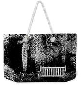 Garden Bench  By Zina Zinchik Weekender Tote Bag