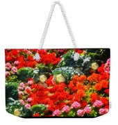 Garden Child Weekender Tote Bag