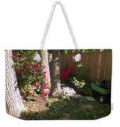 Garden Cleanup Weekender Tote Bag