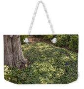 Garden Color At Woodward Park 21f Weekender Tote Bag