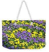 Garden Design Weekender Tote Bag