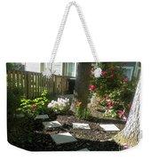 Garden Entrance Weekender Tote Bag
