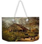Garden Fantasy Weekender Tote Bag