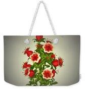 Garden Flowers 8 Weekender Tote Bag