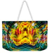 Garden Flowers Weekender Tote Bag by Omaste Witkowski