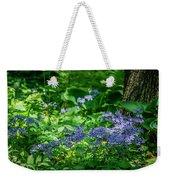 Garden Flox Weekender Tote Bag