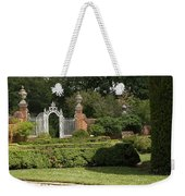 Garden Gate Governers Palace Weekender Tote Bag