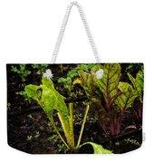 Garden Greens Weekender Tote Bag