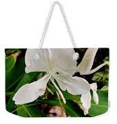 Garden Hound Weekender Tote Bag