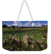 Garden In The Glades Weekender Tote Bag