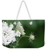 Garden Lace Group By Jammer Weekender Tote Bag