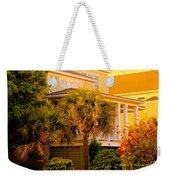 Garden Light At Isle Of Palms Weekender Tote Bag