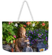 Garden Meditation Weekender Tote Bag