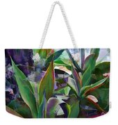 Garden Of Agave Weekender Tote Bag