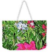 Garden Of Austria Weekender Tote Bag