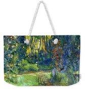 Garden Of Giverny Weekender Tote Bag