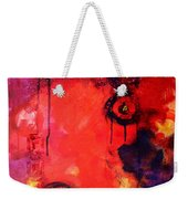 Garden Of Good And Evil Weekender Tote Bag