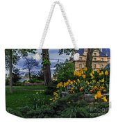 Sunset At Garden Of Les Invalides Weekender Tote Bag
