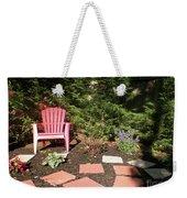 Garden Of One Weekender Tote Bag