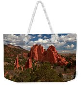 Garden Of The Gods Afternoon Weekender Tote Bag