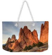 Garden Of The Gods Colorado Weekender Tote Bag
