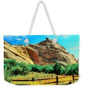 Garden Of The God's-colorado Weekender Tote Bag