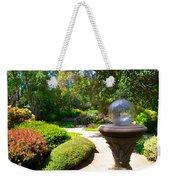 Garden Of Wishes Weekender Tote Bag
