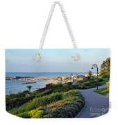 Garden Overview - Lyme Regis Weekender Tote Bag