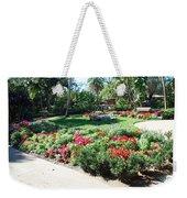 Garden Park Weekender Tote Bag