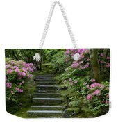 Garden Pathway Weekender Tote Bag