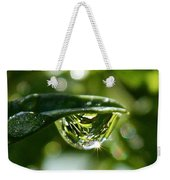 Garden Reflections Weekender Tote Bag