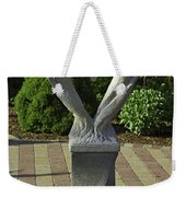 Garden Sculpture Weekender Tote Bag
