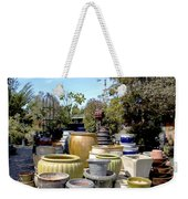 Garden Shoppe 2 At Windmill Farms Weekender Tote Bag