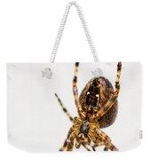 Garden Spider Profile Weekender Tote Bag