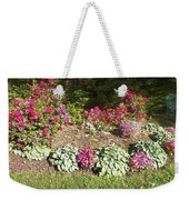 Garden Splender Weekender Tote Bag