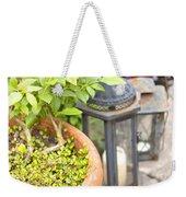Garden Still Life Weekender Tote Bag