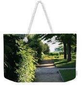 Garden Stroll Weekender Tote Bag