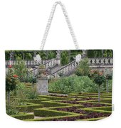 Garden Symmetry Chateau Villandry  Weekender Tote Bag
