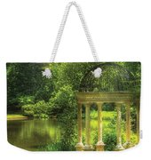 Garden - The Temple Of Love Weekender Tote Bag