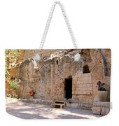 Garden Tomb Weekender Tote Bag