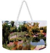 Japanese Gardens - Garden View Series 05 Weekender Tote Bag