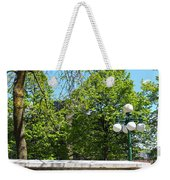 Garden View Series 09 Weekender Tote Bag
