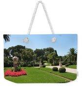 Garden Villa Ephrussi Weekender Tote Bag