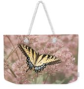 Garden Visitor - Tiger Swallowtail Weekender Tote Bag