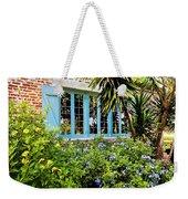 Garden Window Db Weekender Tote Bag