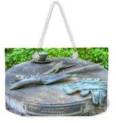 Gardener's Memorial Weekender Tote Bag